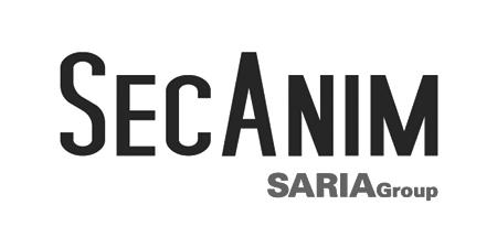 Logo SecAnim - Saria Group