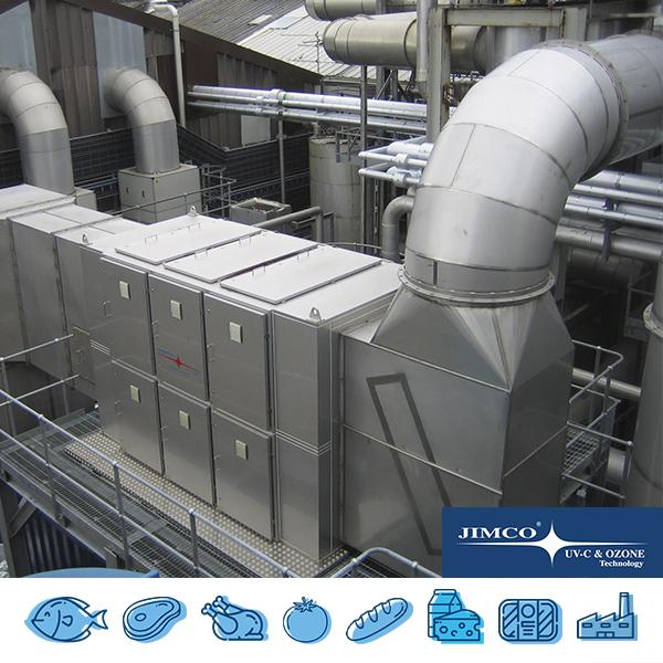FLO-K | Purificación y esterilización de aires industriales
