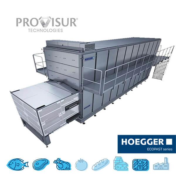 Pasteurizadores Hoegger® ECOPAST