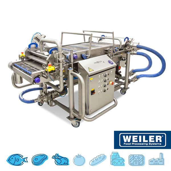 Rebozadora por inmersión TST Dipper (combinada)